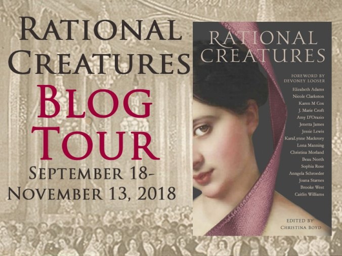 Rational Creatures Blog Tour Banner